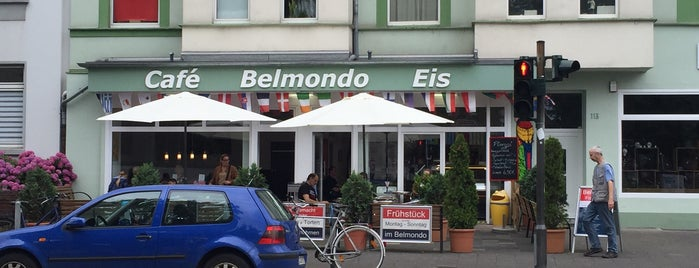 Eiscafe bel mondo is one of Joerg muss noch hin.