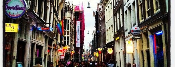 Baba Coffeeshop is one of Amsterdam.