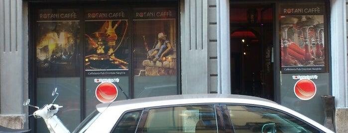 Rotani Caffè is one of EthnoRomance.