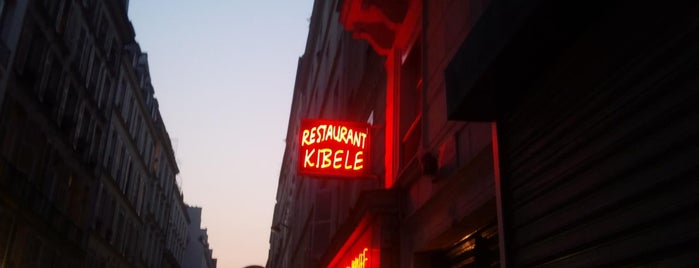 Kibele is one of Restaurants.