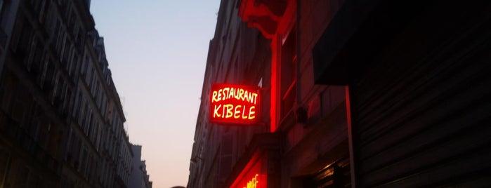 Kibele is one of Paris.