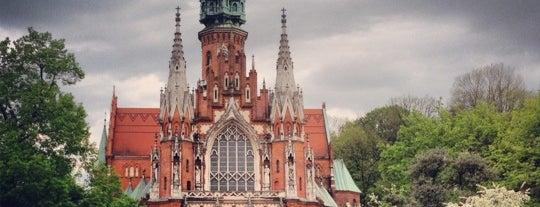 Rynek Podgórski is one of Krakow.