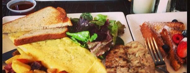 Harlem Food Bar is one of My Favorite Things.