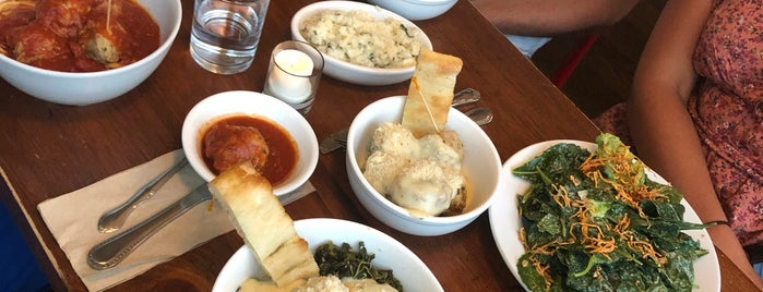 The Meatball Shop is one of David Milberg NY.