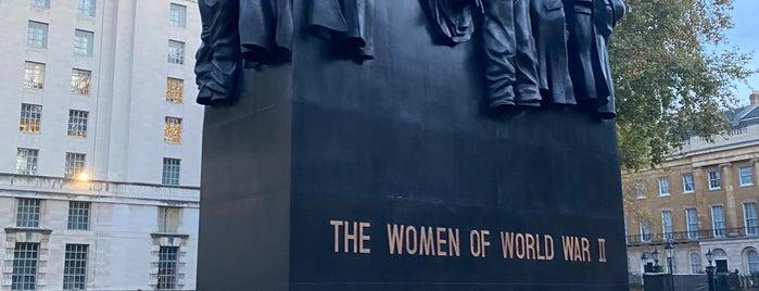 Women of World War II is one of LONDON.