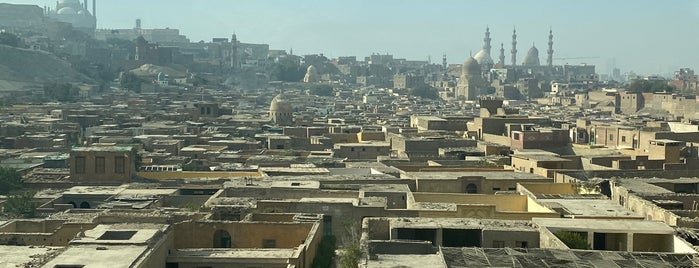 City of the Dead is one of Cairo.