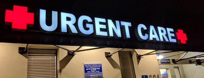 Santa Monica Urgent Care is one of Eden'in Beğendiği Mekanlar.