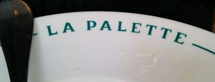 La Palette is one of Fred and Joanne's Europe Trip Fall 2014.