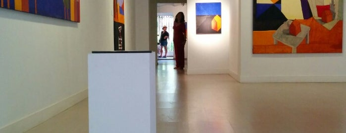 Àmbit Galeria d'Art is one of Fred and Joanne's Europe Trip Fall 2014.