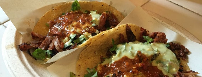 Los Tacos No. 1 is one of America's Greatest Taco Spots.