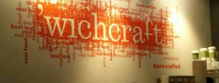'Wichcraft is one of Flatiron/Chelsea.