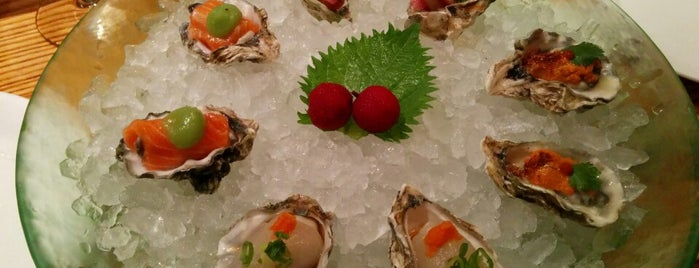 Nobu Downtown is one of NYC Summer Restaurant Week 2014 - Downtown.