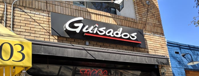 Guisados is one of LA Feb 2018.