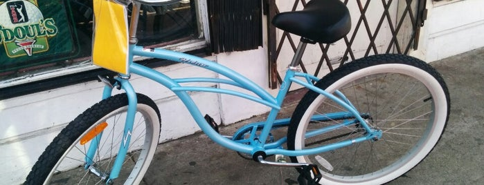 Manny's Lowrider Bikes is one of LA todo.