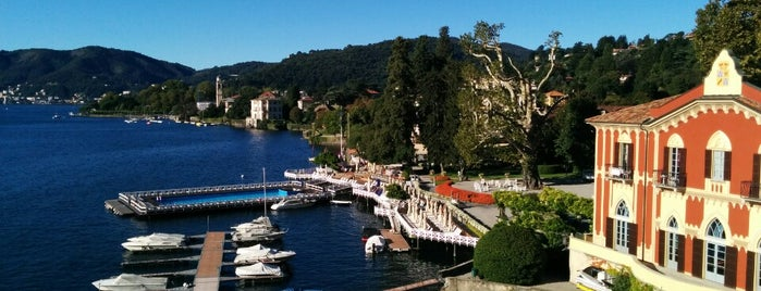 Villa d'Este is one of Fred and Joanne's Europe Trip Fall 2014.