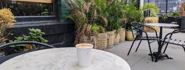 Kobrick Coffee Co. is one of Whitney discounts.