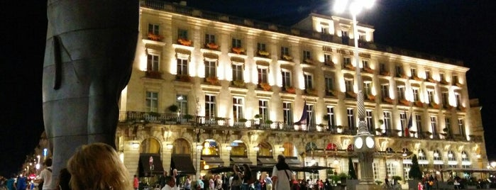 Le Régent is one of Fred and Joanne's Europe Trip Fall 2014.