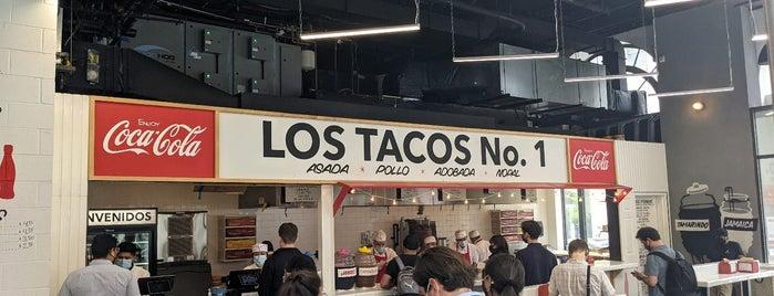 Los Tacos No. 1 is one of Mexican.