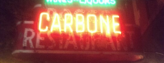 Carbone is one of NYMag Where to Eat 2014.