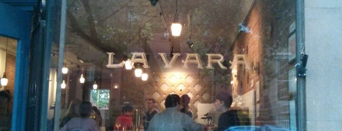 La Vara is one of NYC Eats.