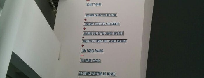 Museu d'Art Contemporani de Barcelona (MACBA) is one of Fred and Joanne's Europe Trip Fall 2014.