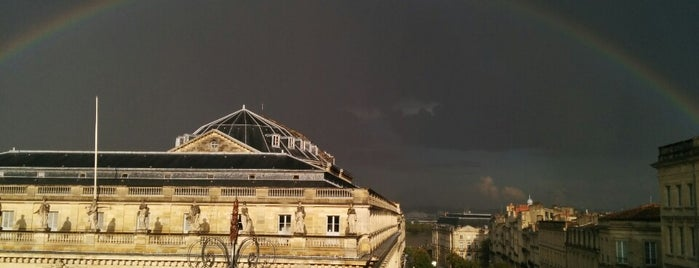 Grand Hôtel de Bordeaux & Spa is one of Fred and Joanne's Europe Trip Fall 2014.