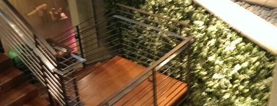 Equinox High Line is one of 416 Tips on 4sqDay Challenge - Dwayne List 1.