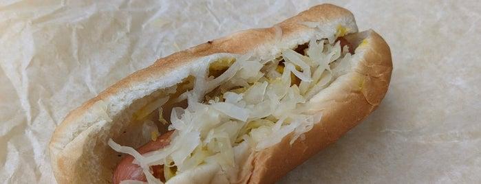 Jack's Hotdog Stand is one of North Adams / Berkshires.