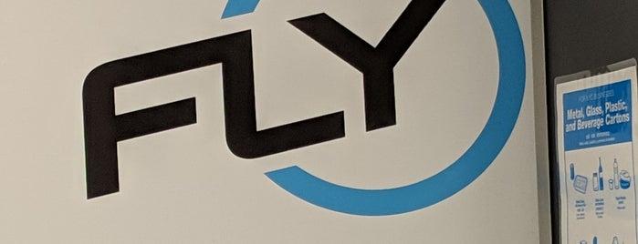 Flywheel Sports is one of สถานที่ที่ Lizzie ถูกใจ.