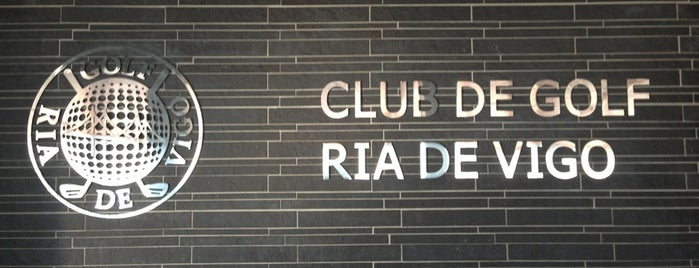 Restaurante Ria De Vigo Golf is one of Markさんの保存済みスポット.