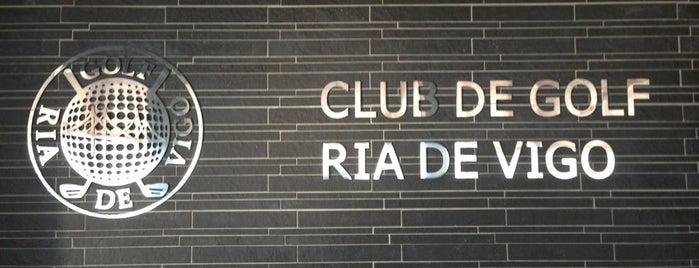 Restaurante Ria De Vigo Golf is one of Mark 님이 저장한 장소.