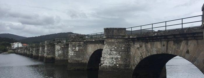 Ponte Nafonso is one of Tempat yang Disukai José Luis.