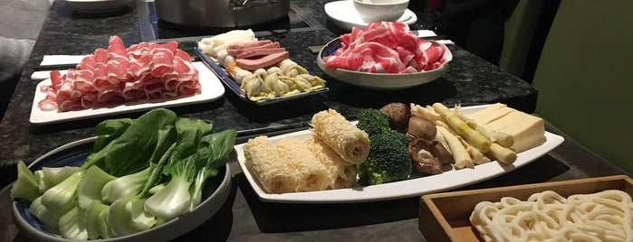 Little Sheep Mongolian Hot Pot is one of Chicago Food Spots.