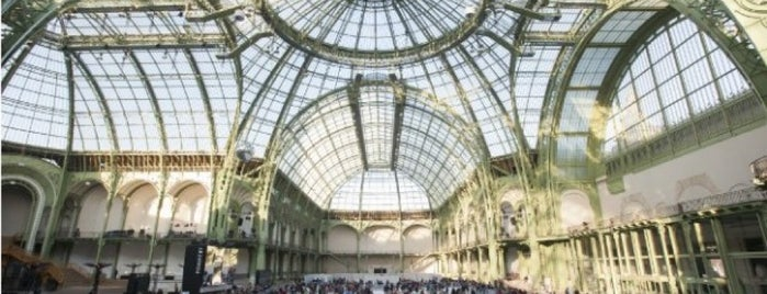 Grand Palais is one of Orte, die Rosa gefallen.