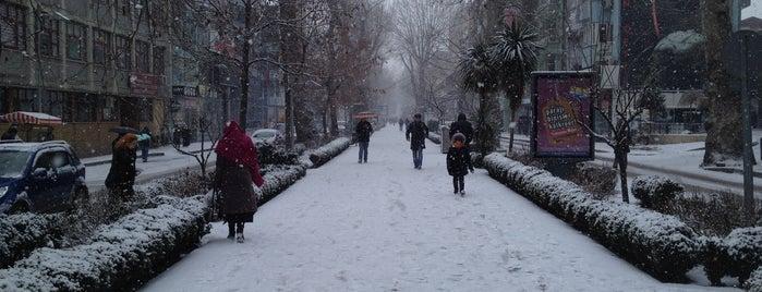 Yürüyüş Yolu is one of Şule Nur : понравившиеся места.