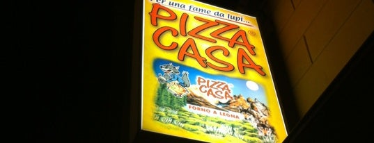 Pizza Casa is one of Болонья.