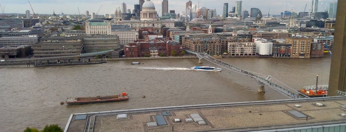 Tate Modern Viewing Level is one of London 2019.