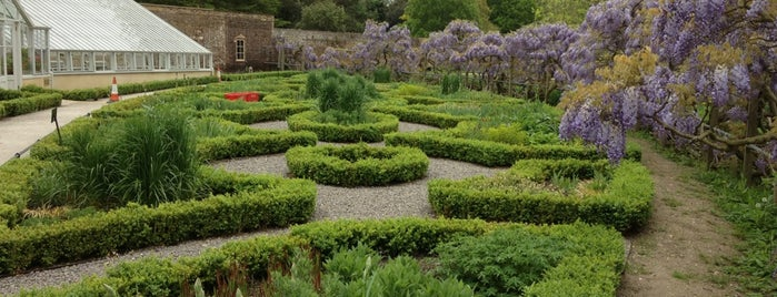 Fulham Palace Gardens is one of UK unseen.