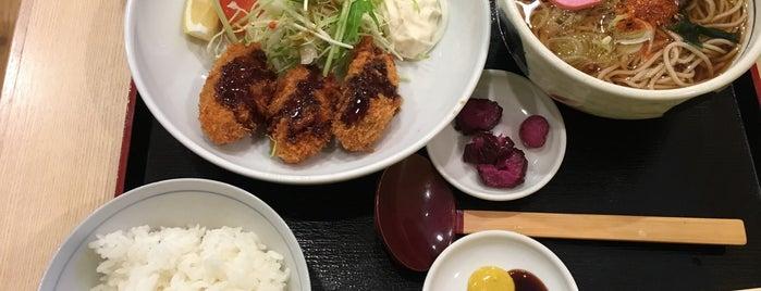 そば処 しなの is one of Sigeki: сохраненные места.