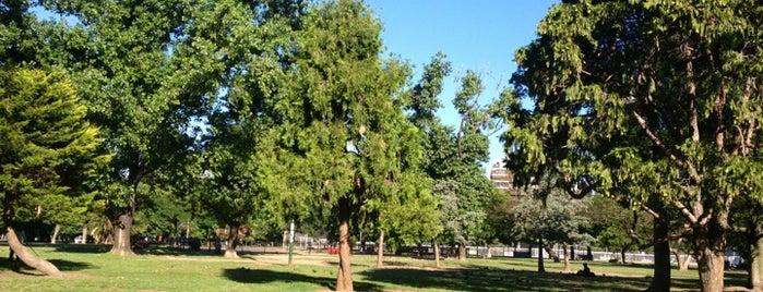Parque Las Heras is one of Capital Federal (AR).