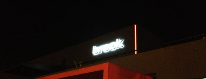 Brook is one of Favorite Nightlife Spots.