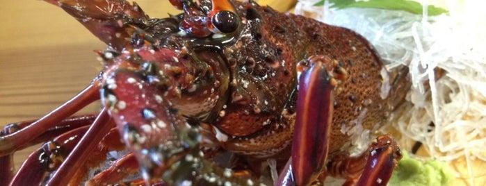 魚々味 is one of Lieux qui ont plu à Shigeo.