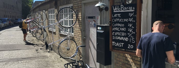 VeloBarista is one of Places To Visit in Denmark.