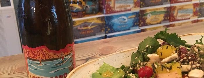 Aloha Poke is one of Restaurants.