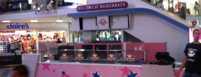 Millions of Milkshakes is one of LA.