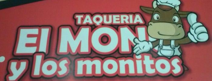 Taqueria El Mono Y Los Monitos is one of evero.