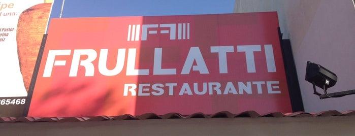 Frullatti is one of Comida.