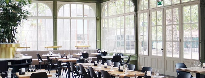 Café Restaurant De Plantage is one of S Marks The Spots in AMSTERDAM.