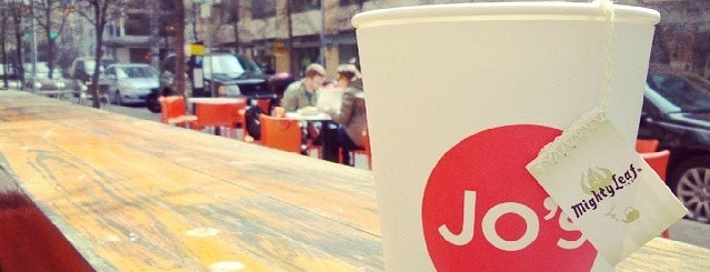 Jo's Coffee is one of GOOD COFFEE.