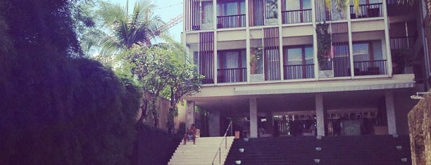 The Haven Hotel is one of Bali.